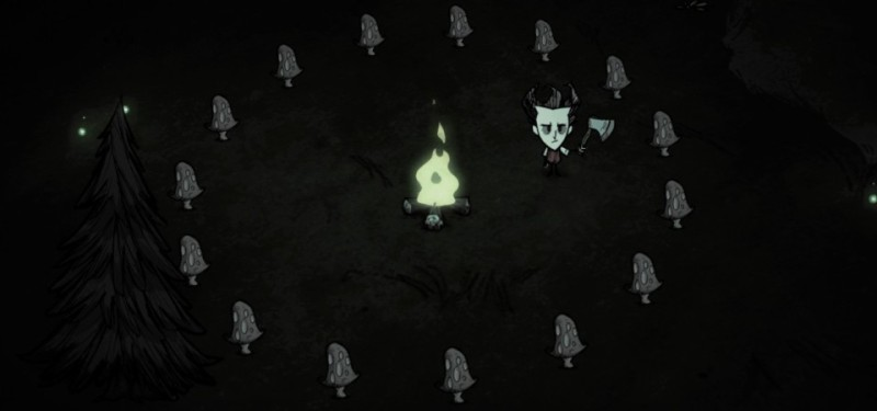 Don't Starve Fire Mushrooms