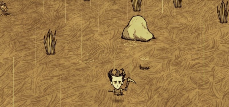 Don't Starve Plains Rain