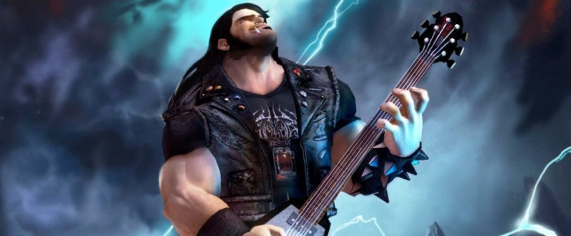 Jack Black Brutal Legend