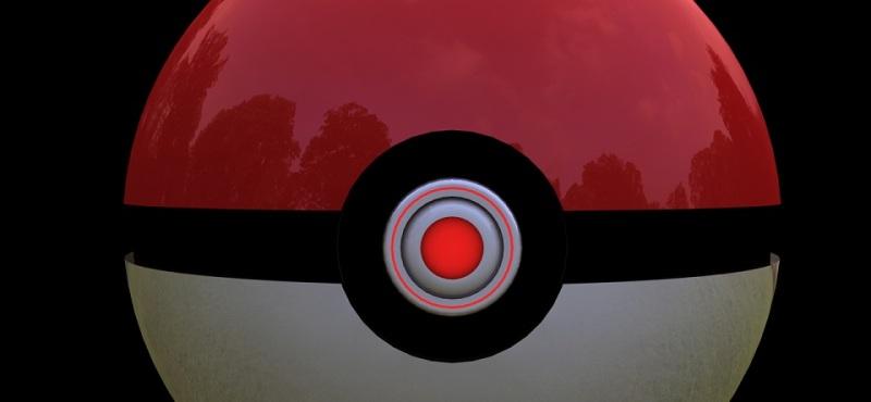 Red Pokeball