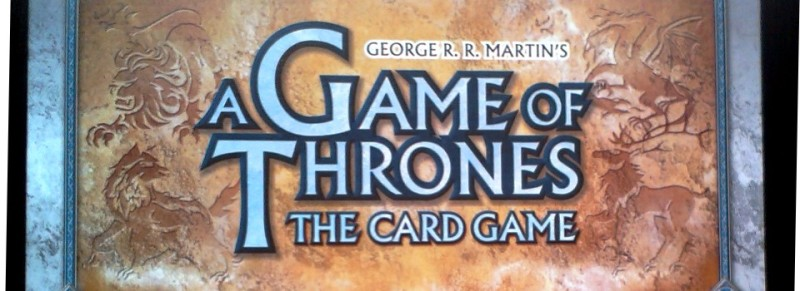 Game of Thrones GoT TCG Banner