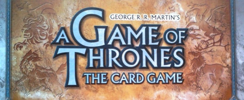 Game of Thrones GoT TCG Banner