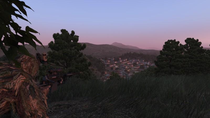 Arma 3 Sniper Hill