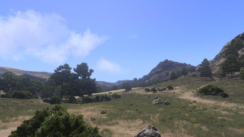 Arma 3 Mountains