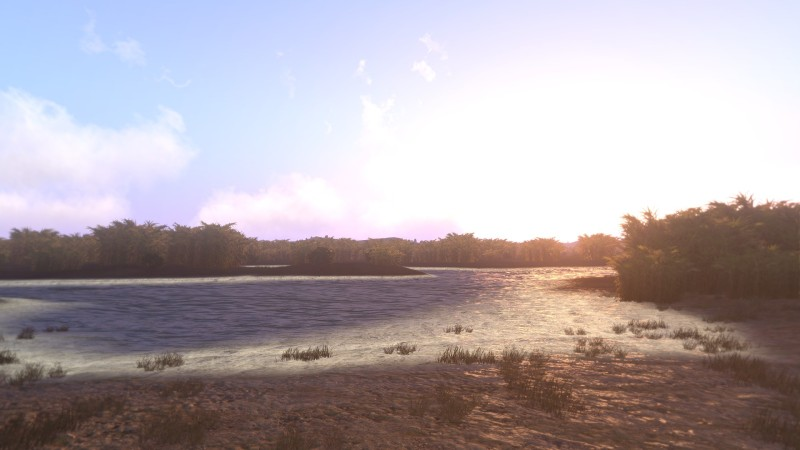Arma 3 Swamps
