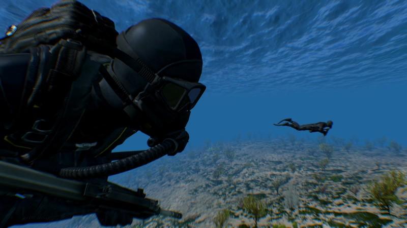 Arma 3 Diver