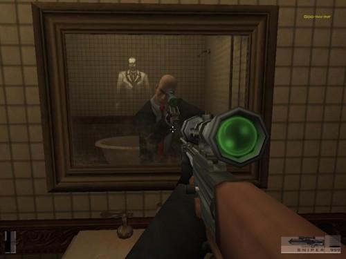 Ghost-mirror-hitman
