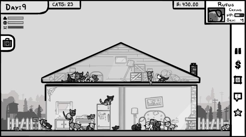 Mew-Genics House