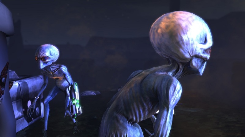 Sectoids XCOM Enemy Unknown