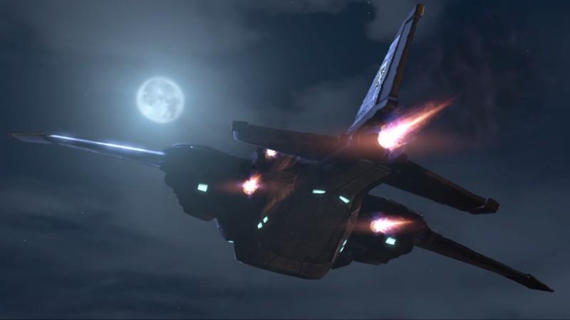 XCOM Skyranger